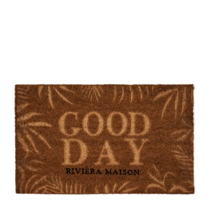 Wycieraczka Good Day Leaves 75cm  Riviera Maison